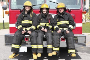 firefighters ready for a story